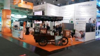Mobile Kaffeebar Messe Catering