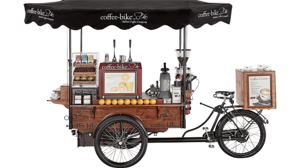 Coffee Bike Hamburg - mobile Espressobar