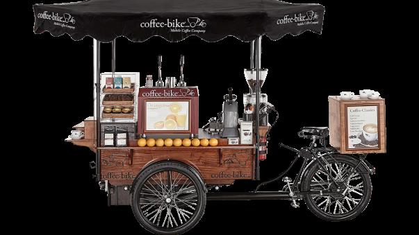Coffee Bike Hamburg - mobile Espressobar