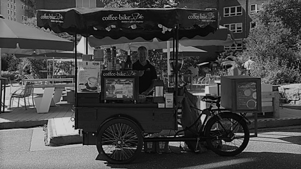 mobile Kaffeebar - Coffee-Bike